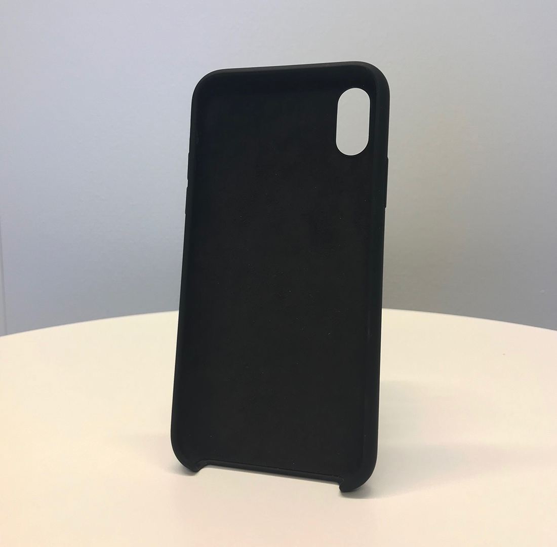 iPhone cover hardcase by umates - black