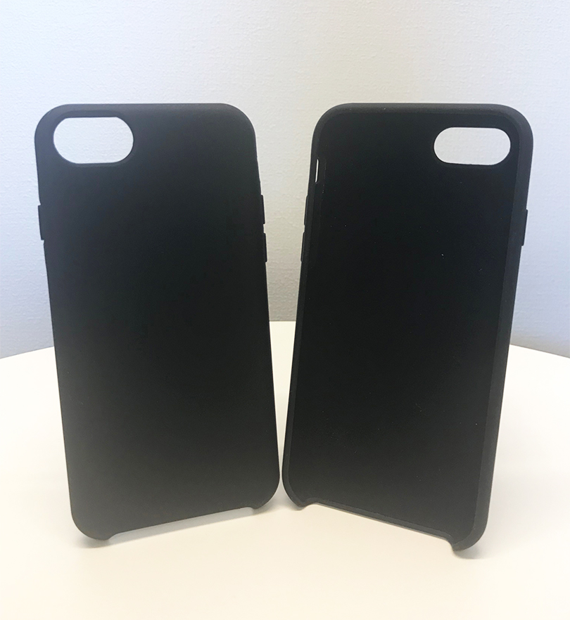 IPhone Cover Two Covers By Umates HardCase - Black