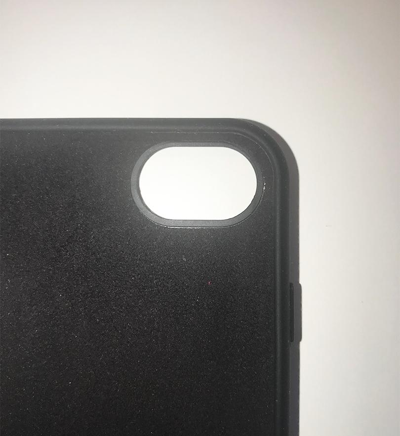 IPhone Cover By Umates Hardcase - Black
