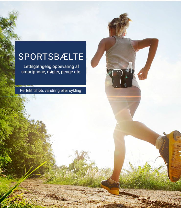 Sportsbelt From UMATES - Perfect For Outdoors