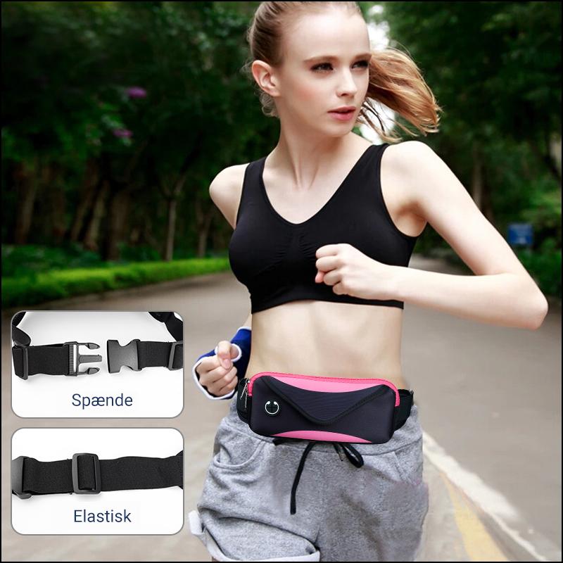 UMATES Sportsbelt Elastic Belt